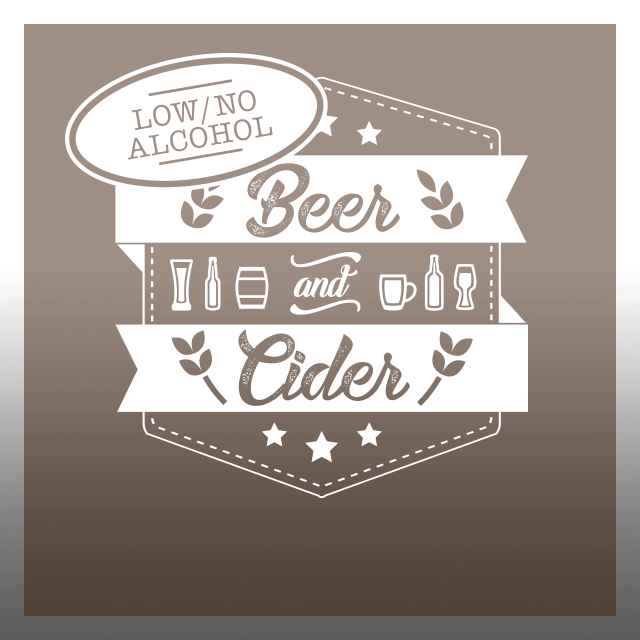 Low/No Alcohol Beer & Cider